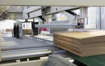 macchinari per produzione scatole
