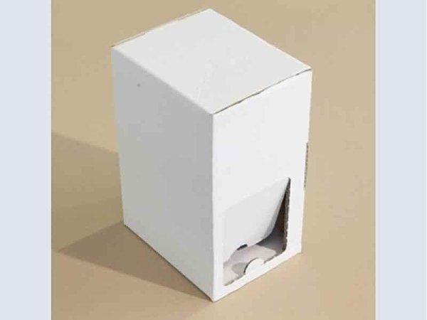 dispenser bianco