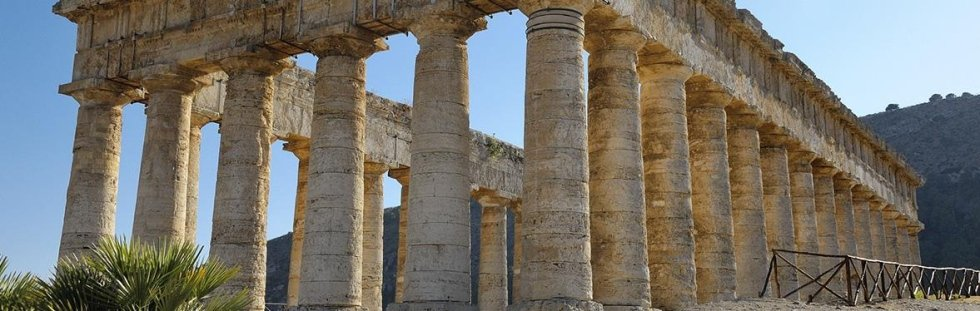 Segesta - Tempio greco
