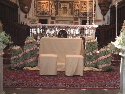 Addobbi per altari