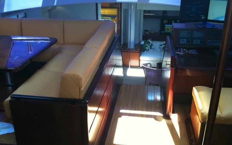 interni barca billy bud d