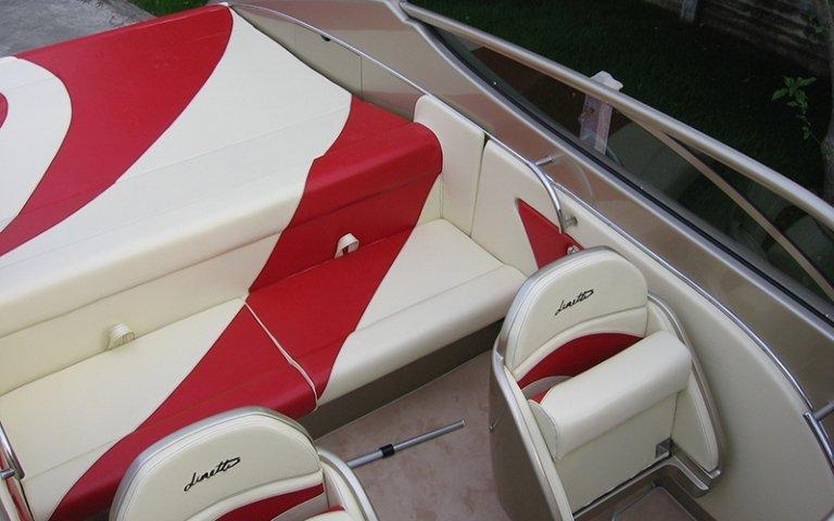 rivestimenti personalizzati per barca