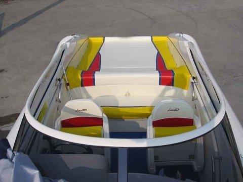 rivestimenti colorati per nautica