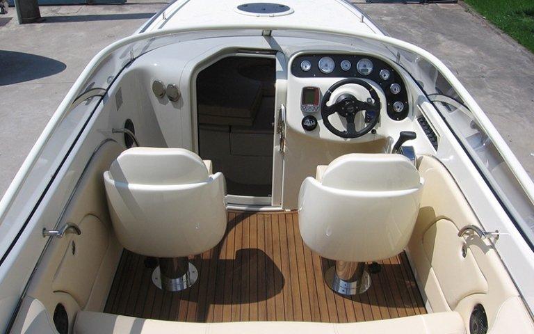 imbottiture per esterni barca
