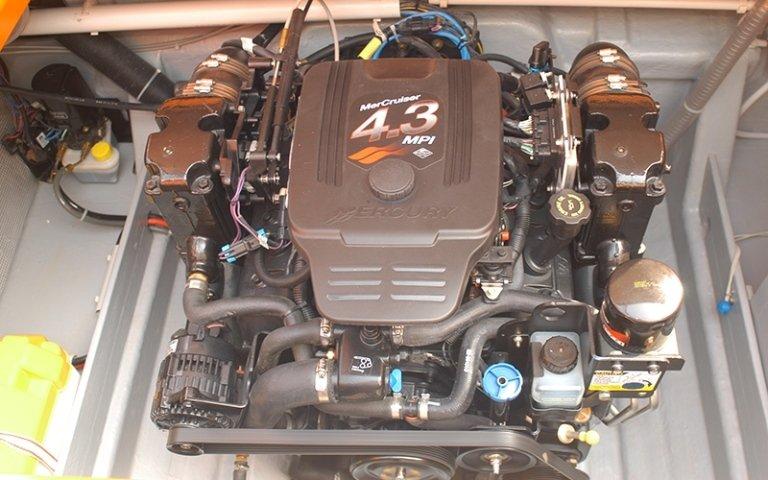 motore motoscafo linetti