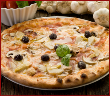 vendita pizze