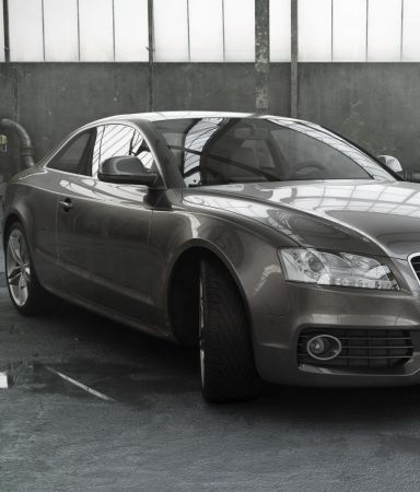 Car looking as new after crash repairs in Dunedin