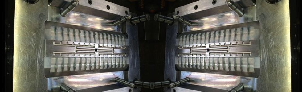 costruzione di stampi per materie plastiche e pressofusione