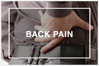 lower back pain adjustment by Wilmington, NC Chiropractor