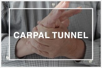 Carpal Tunnel Therapy