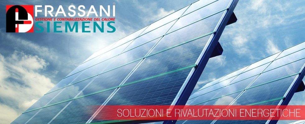 SOLUZIONI E RIVALUTAZIONI ENERGETICHE