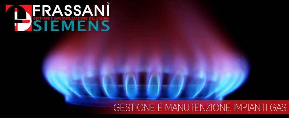 gestione e manutenzione impianti gas