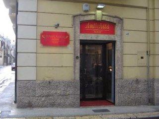 negozio antiquariato