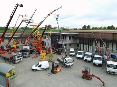 Trasporto e montaggio carpenteria