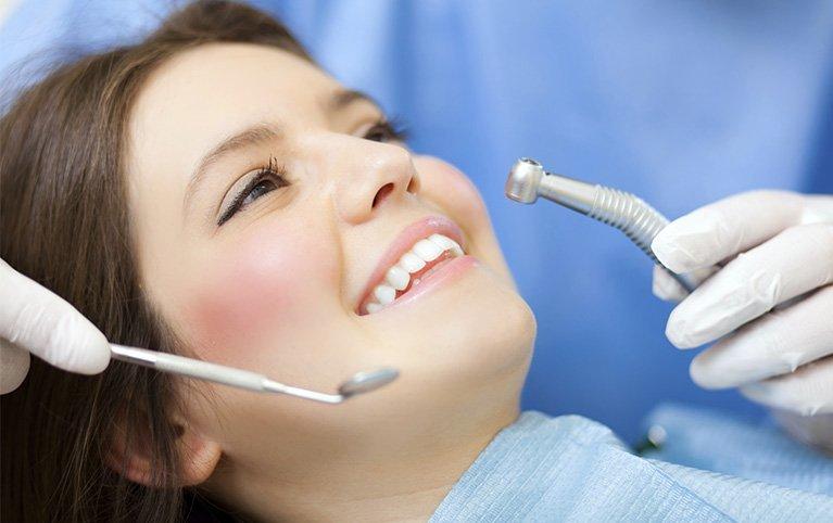 winthrop dental clinic checking