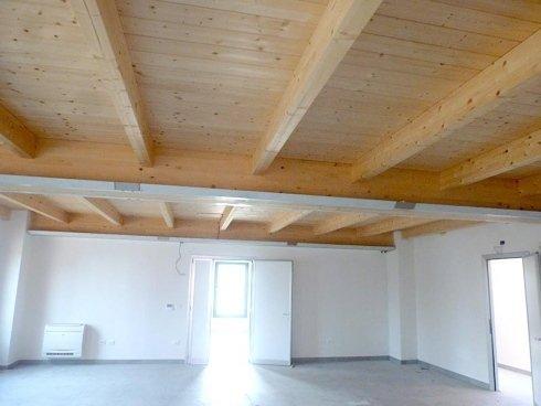Trattamento trasparente R60 su legno
