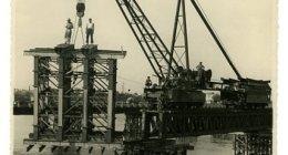 costruzione di ponti metallici