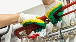 impianti di termoventilazione, sostituzioni lavandini, installazione caldaie