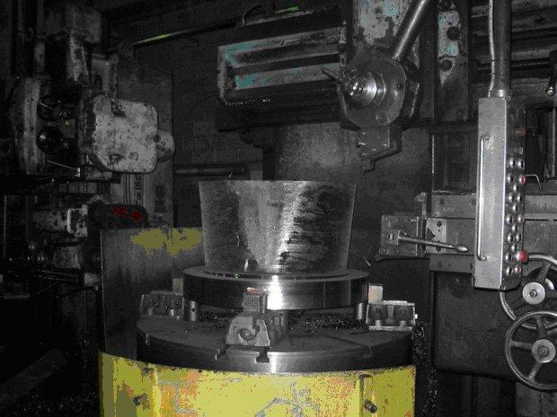 macchinario per la fabbricazione di metalli