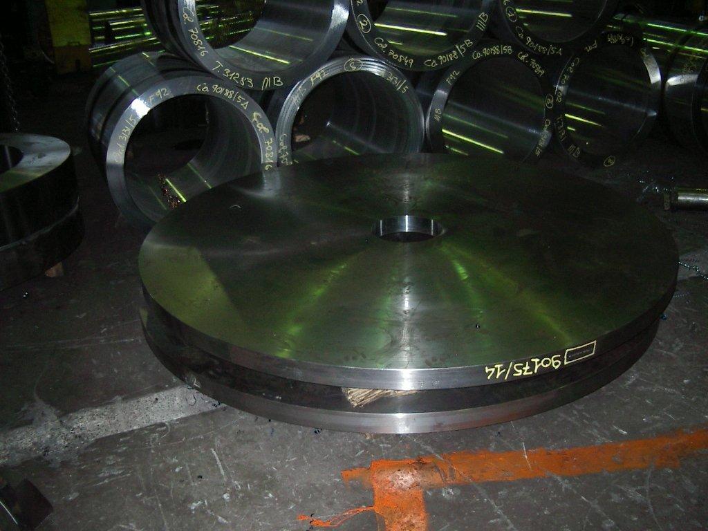coperchio metallico su misura