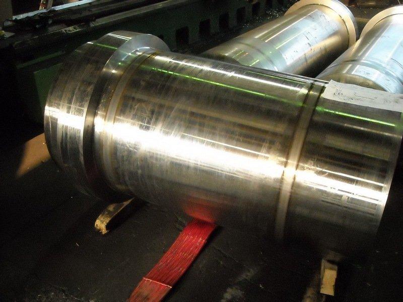 componente metallica pronto all'assemblaggio