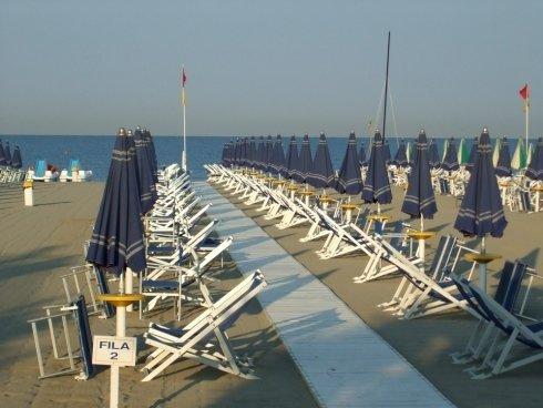 Spiagge Viareggio