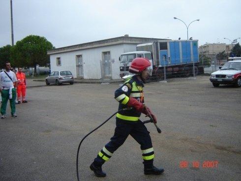 intervento pompieri
