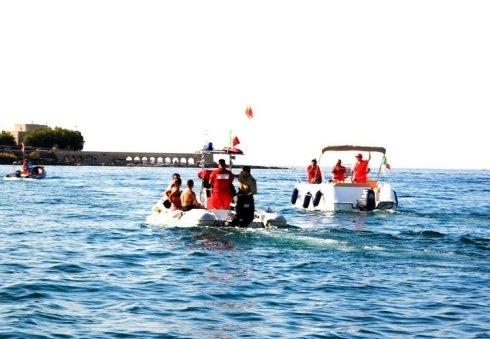 barche protezione civile