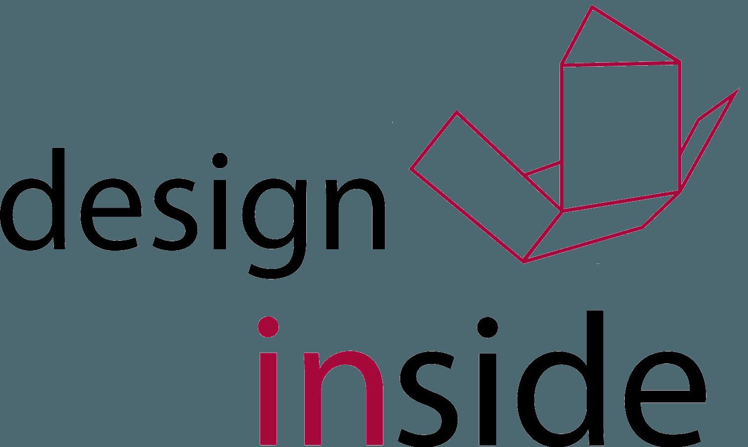 design inside business logo