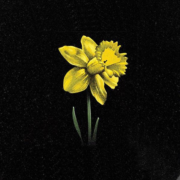 a flower memorial