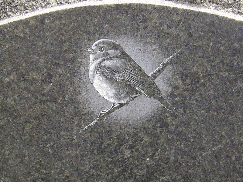bird memorials