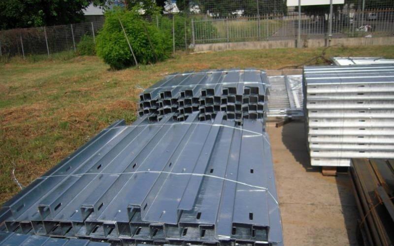 Lavorazione zincatura ferro Bologna