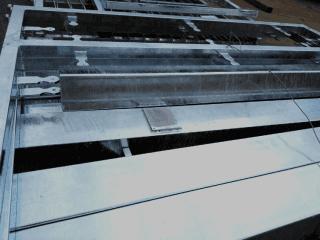 colore materiale zincato