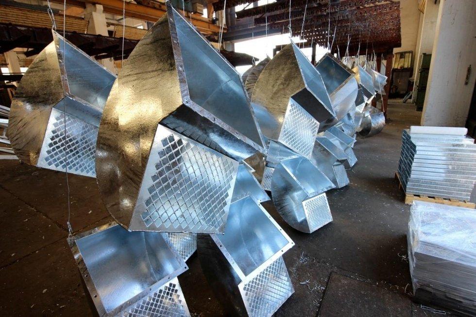 lavorazioni particolari metallo