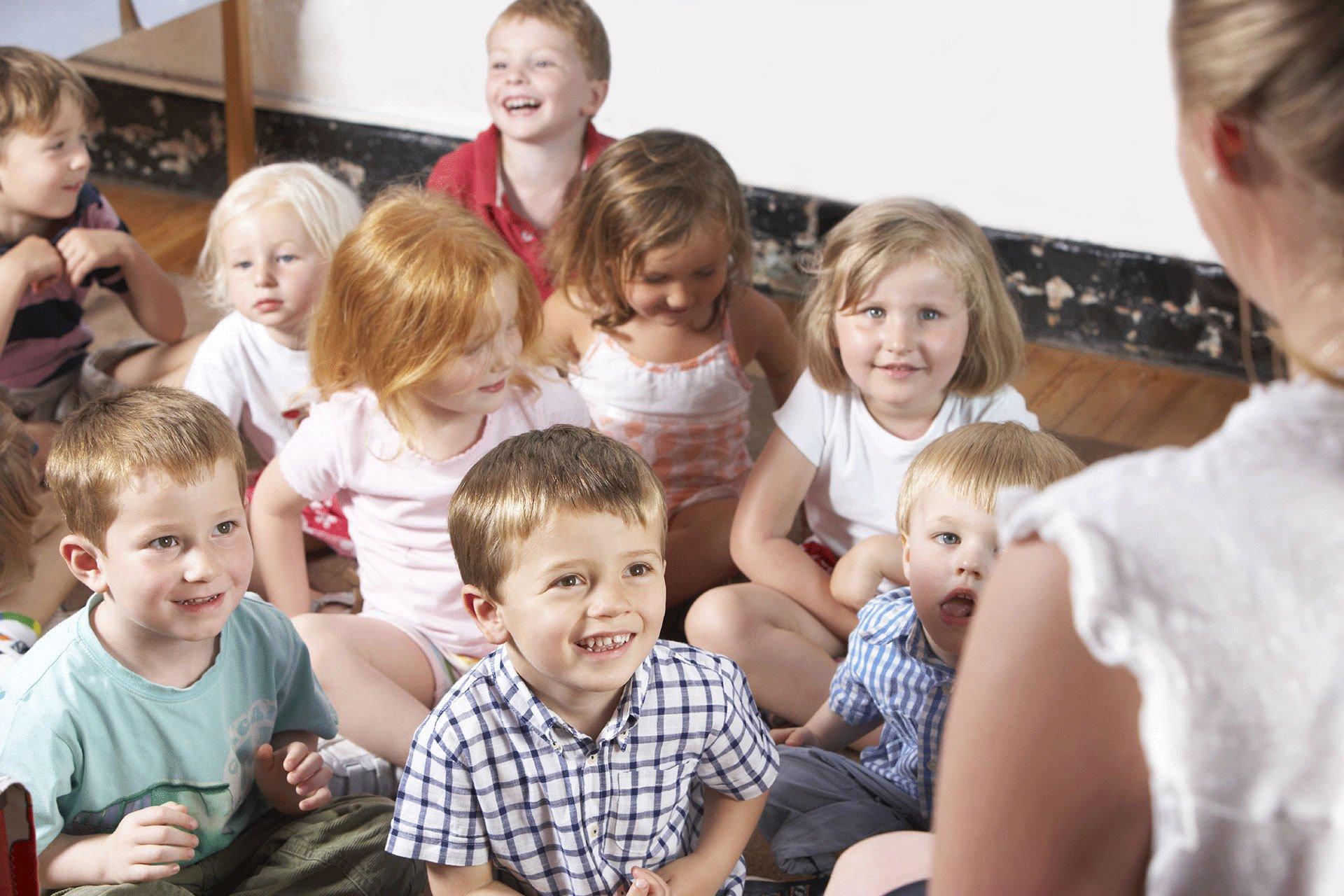 Child Care Center, San Antonio, TX