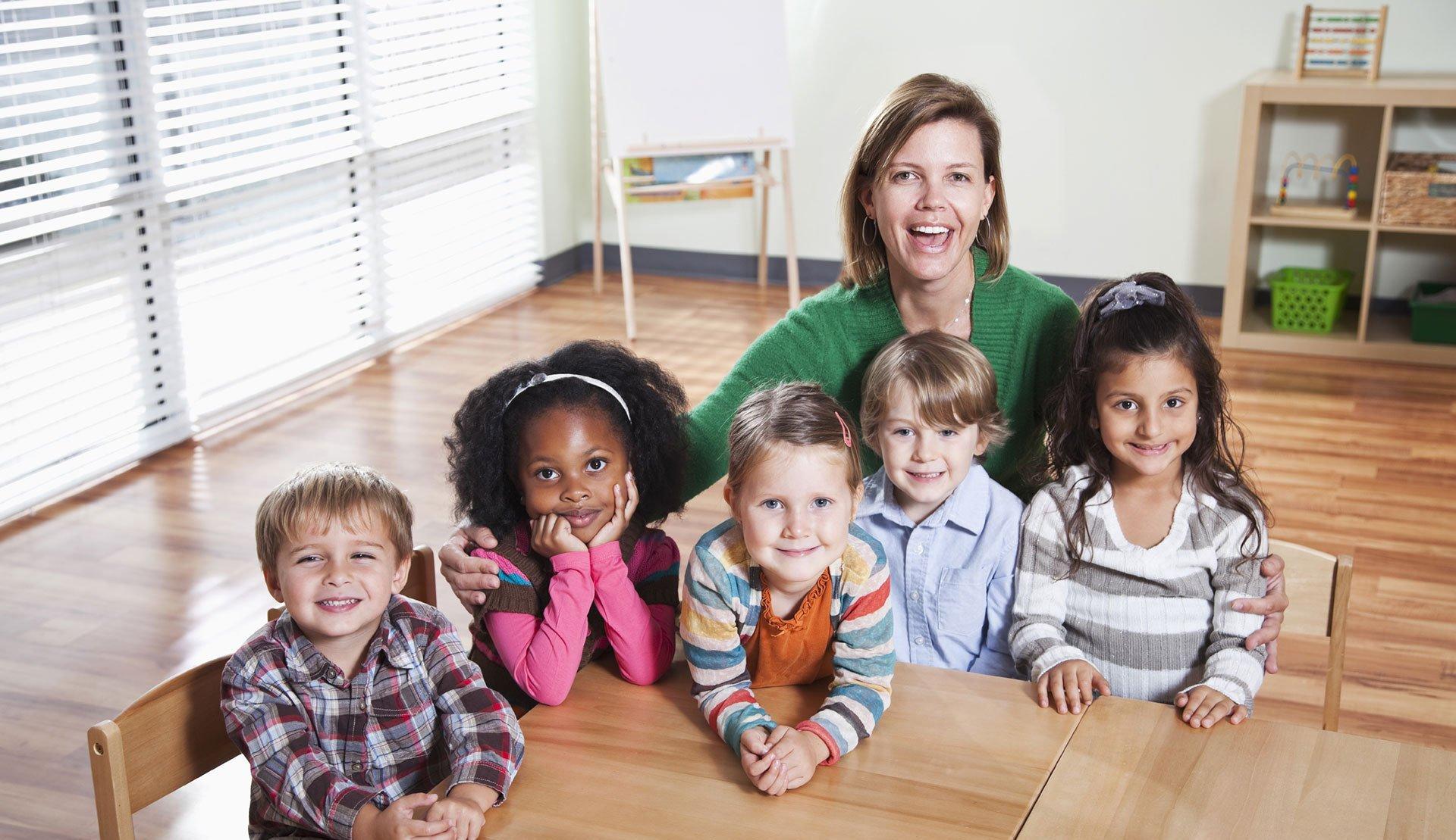 Top Child Care Providers, Sunshine Montessori Academy