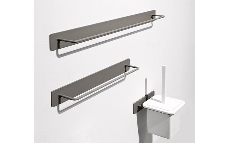 Xyqx alluminio spazio portasciugamani bagni multifunzionale