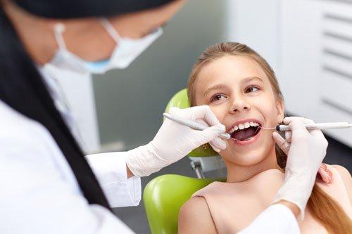 intervento di odontoiatria conservativa