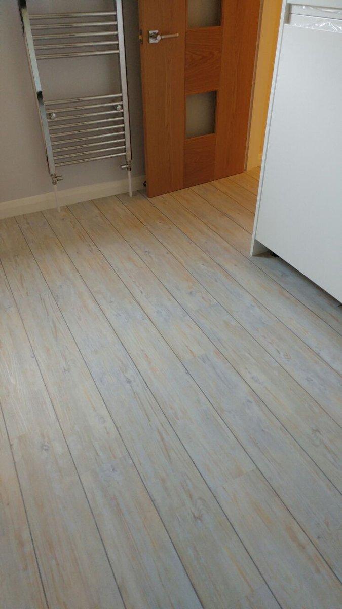 wooden panel flooring