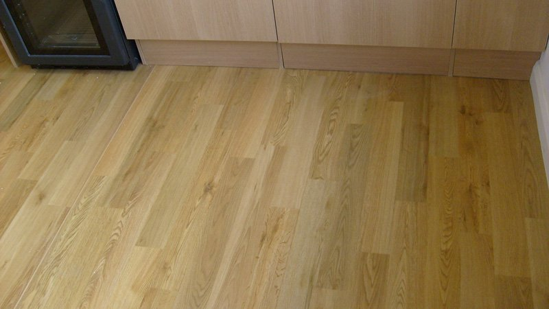 cream wooden flooring