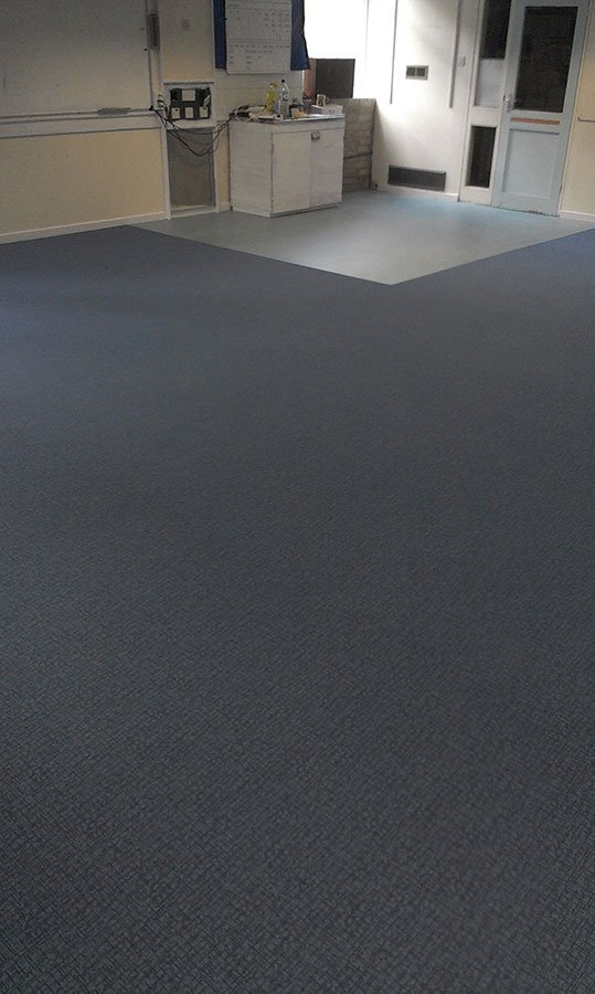 office floor