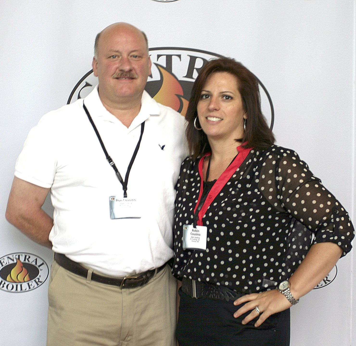 Ron and Robin Cousino, Owners