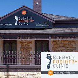glenelg podiatry clinic exterior