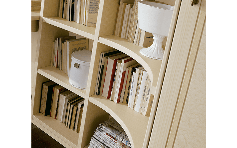 Libreria Evoluzione Curva