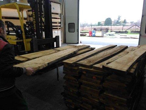 magazzino legnami
