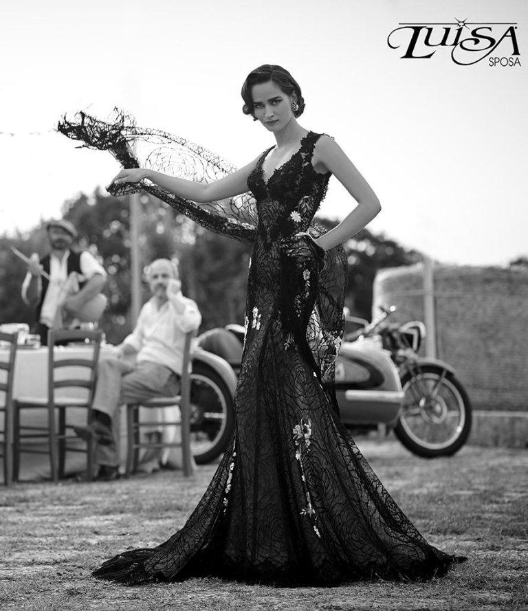abito sposa L 61109