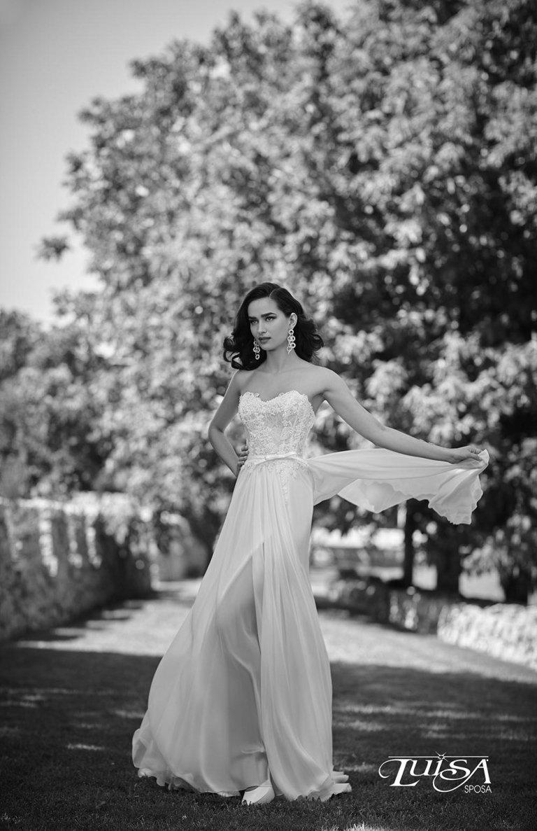 abito sposa L 6125