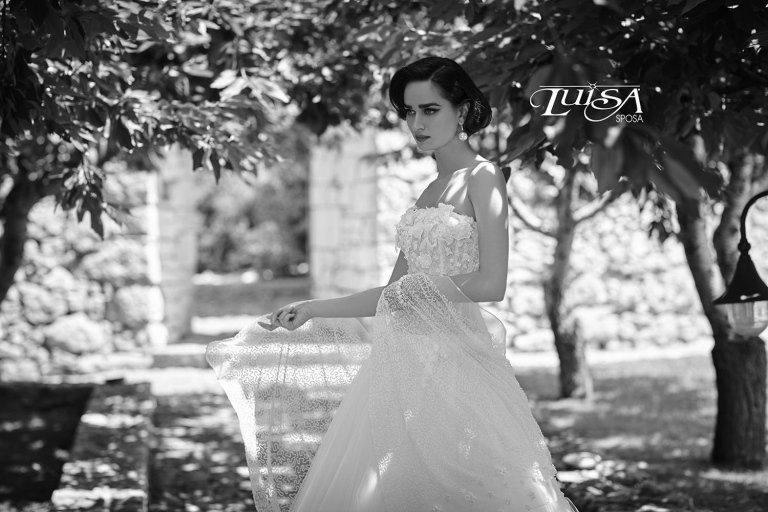 abito sposa L 6137
