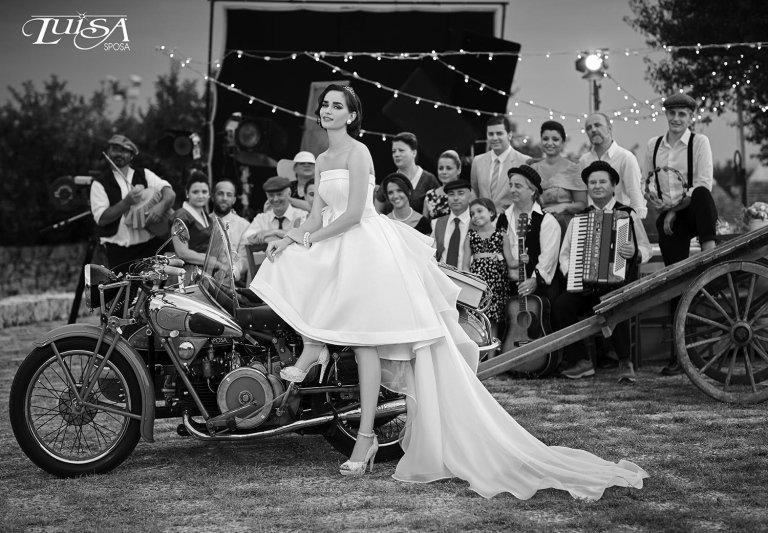 abito sposa L 6169