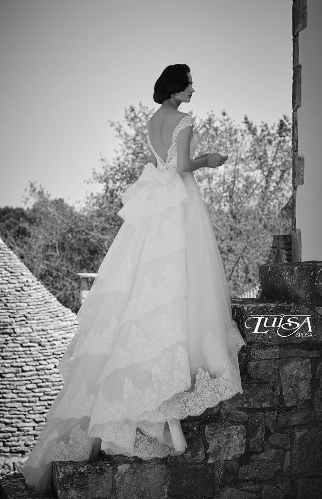 abito sposa L 6143